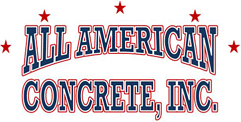 All American Concrete IncAll American Concrete Inc logo